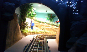 トンネルを抜けて・・・